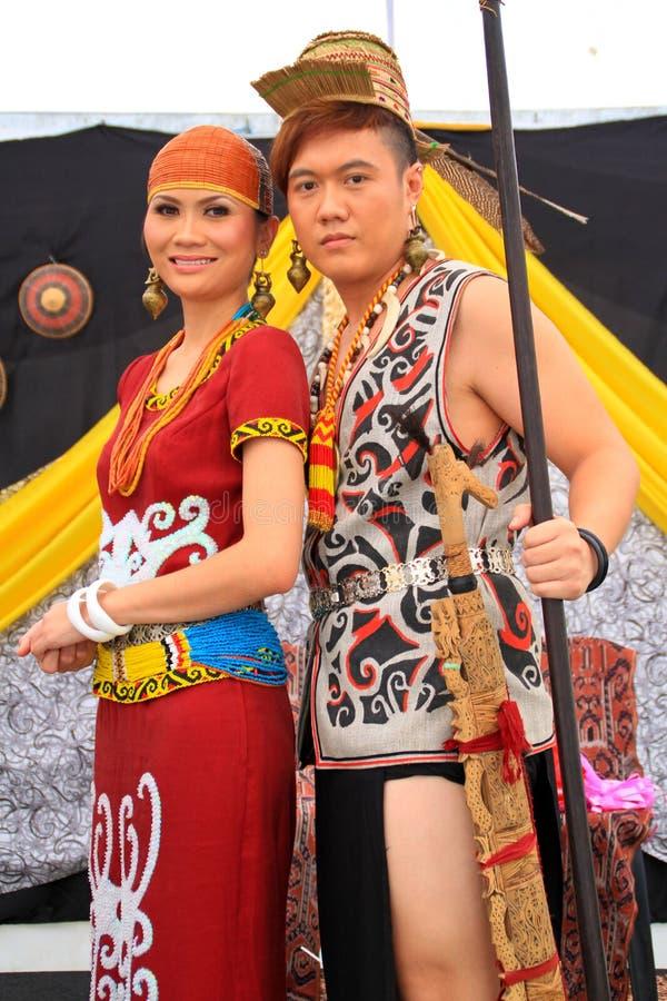 wielo- Malaysia etniczny powystawowy ślub fotografia royalty free