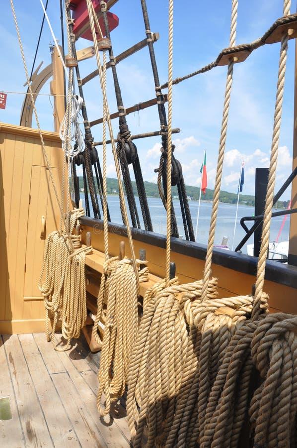 Wielorybniczy statek fotografia royalty free