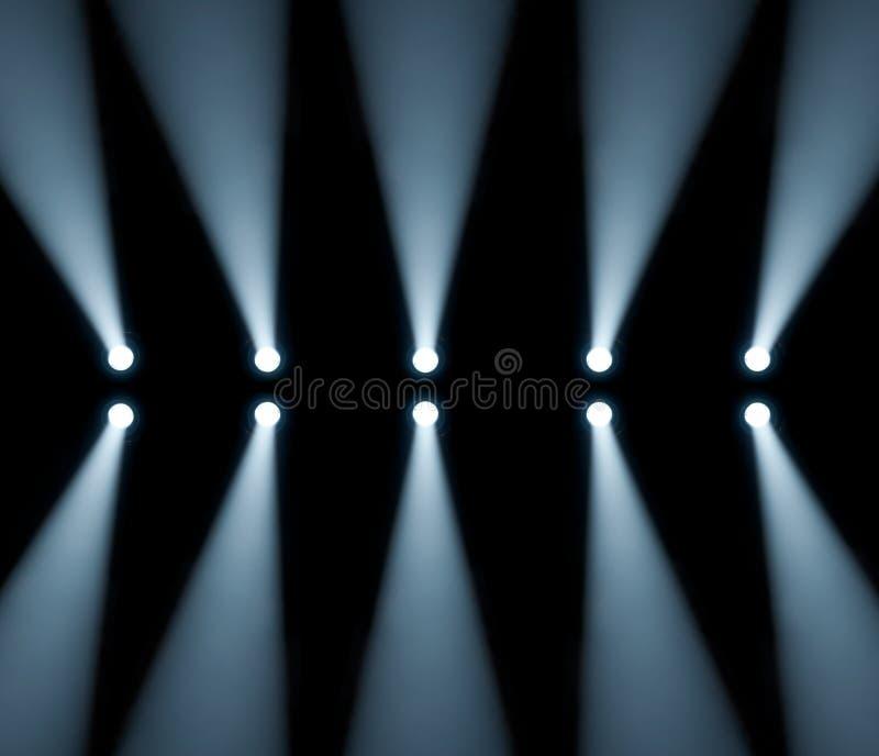 wieloskładnikowi projektory zdjęcie royalty free