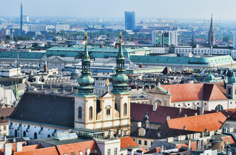Wien, Österreich stockfoto