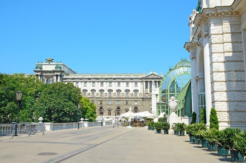Wien Österrike fotografering för bildbyråer