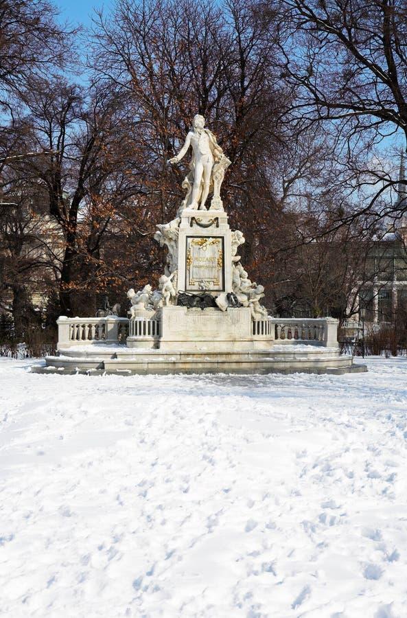 Download Wien #2 stockbild. Bild von exemplar, marmor, schnee, mozart - 825453