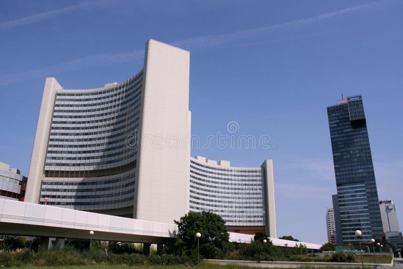 Wien-Gebäude stockfotografie