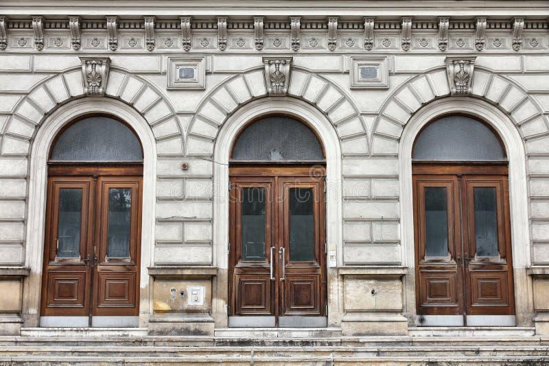 Wien materielutbyte arkivfoto