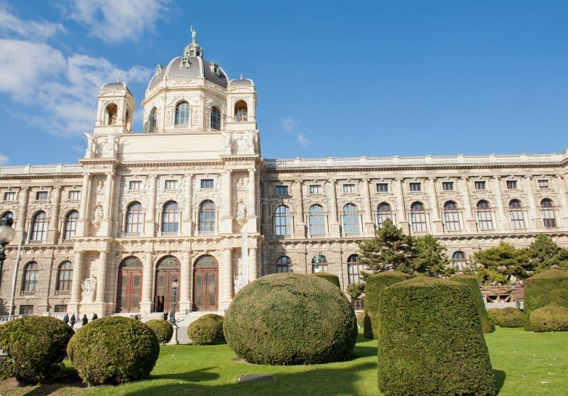 Wien Museum Royaltyfria Foton