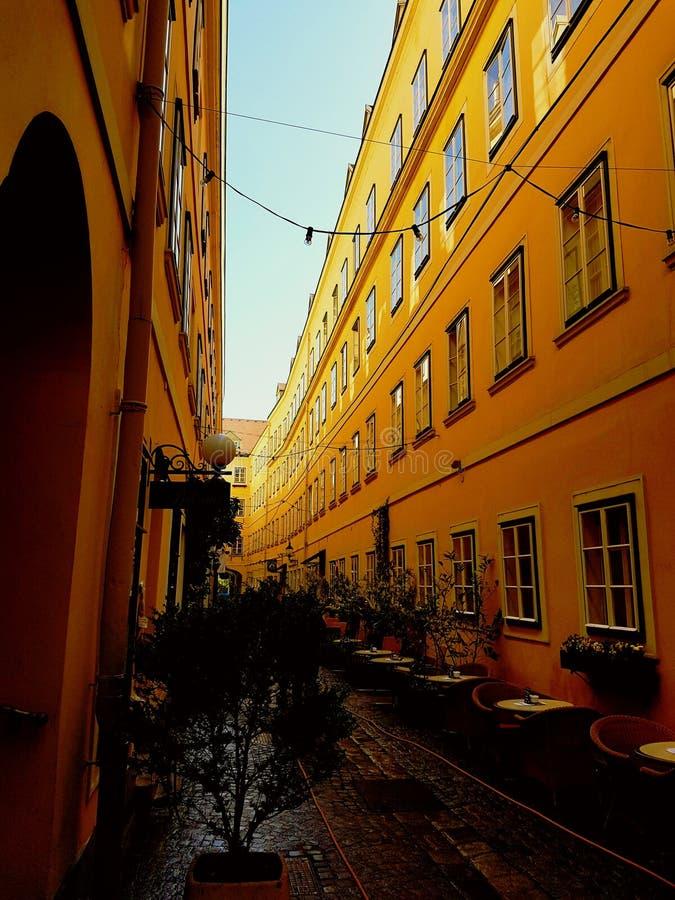 Wien/Vienna stock image