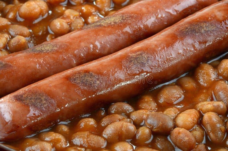 Download Wieners i fasole obraz stock. Obraz złożonej z dinner - 28964255
