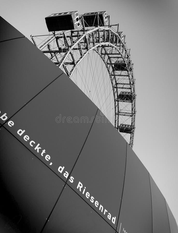 WienRiesenrad stock photography