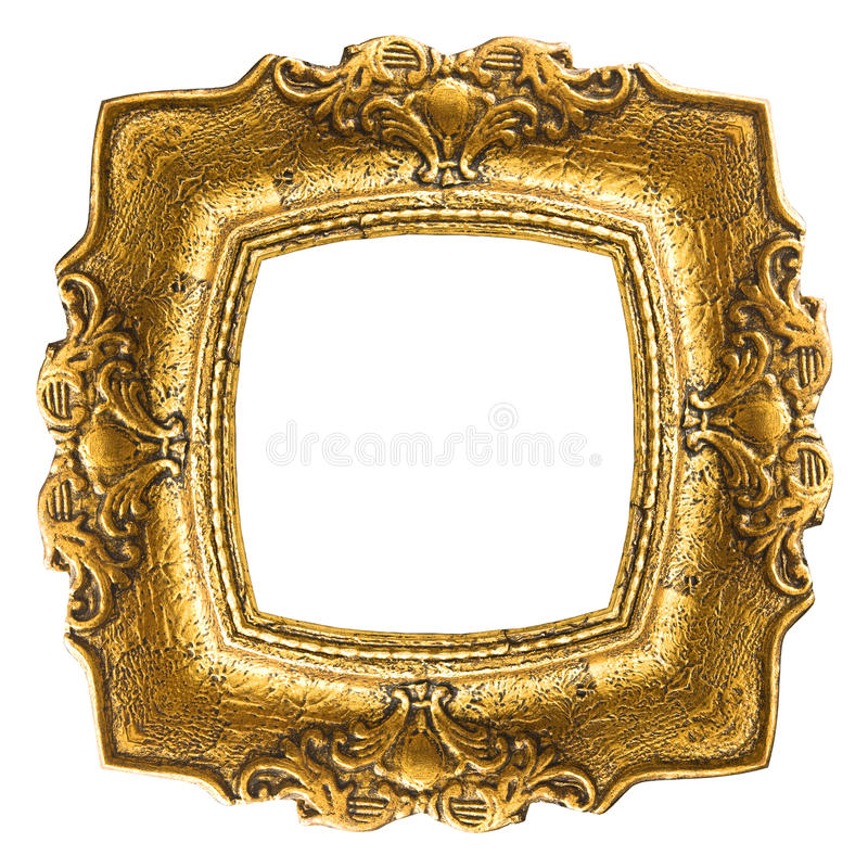 Wierd Picture Frame Stock Image