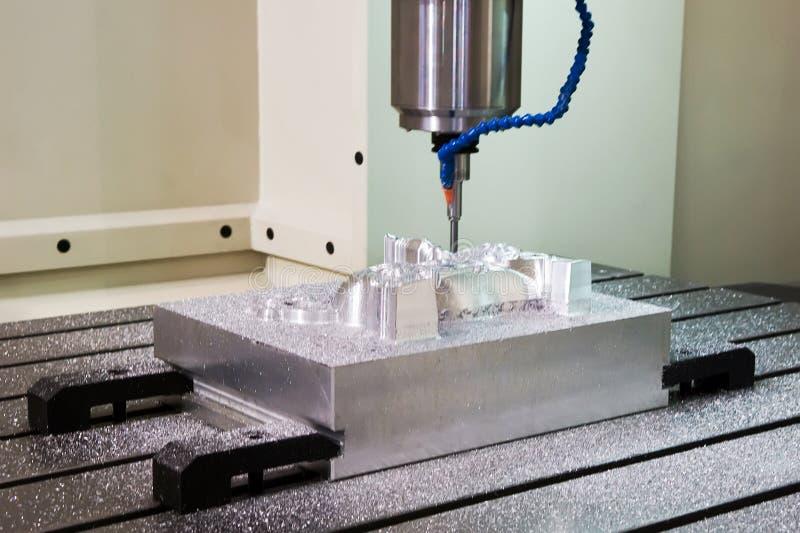 wiertniczy maszynowy workpiece zdjęcie royalty free