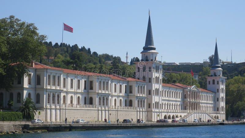 Wierza, Istanbuł cieśnina, Turcja obraz royalty free