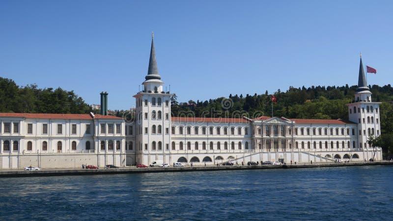 Wierza, Istanbuł cieśnina, Turcja fotografia royalty free