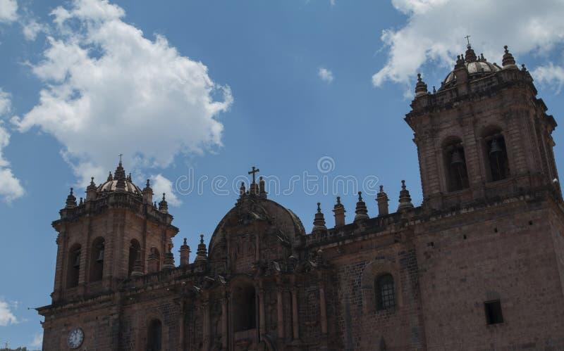 Wierza kościół fotografia stock