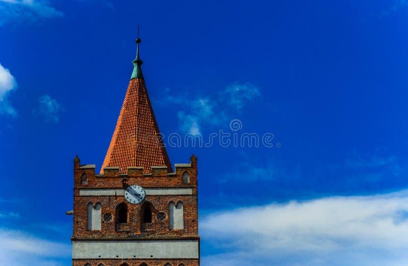 Wierzchołek Kirchen fotografia stock