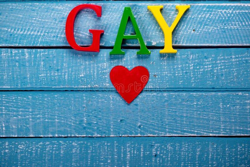 Wierzchołka puszka fotografia Gay Pride pojęcie fotografia stock