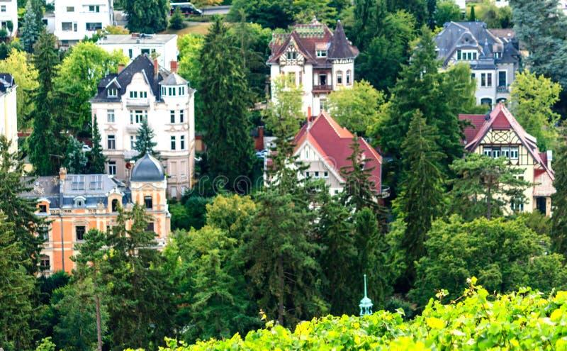 Wiesbaden, Germania fotografie stock libere da diritti