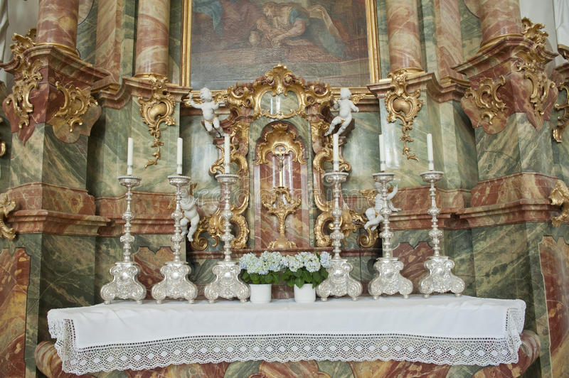 Download Wieskirche Church In Germany,Europe. Stock Image - Image: 20859463