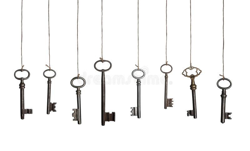 Wiesza klucze (XXXL) obrazy stock