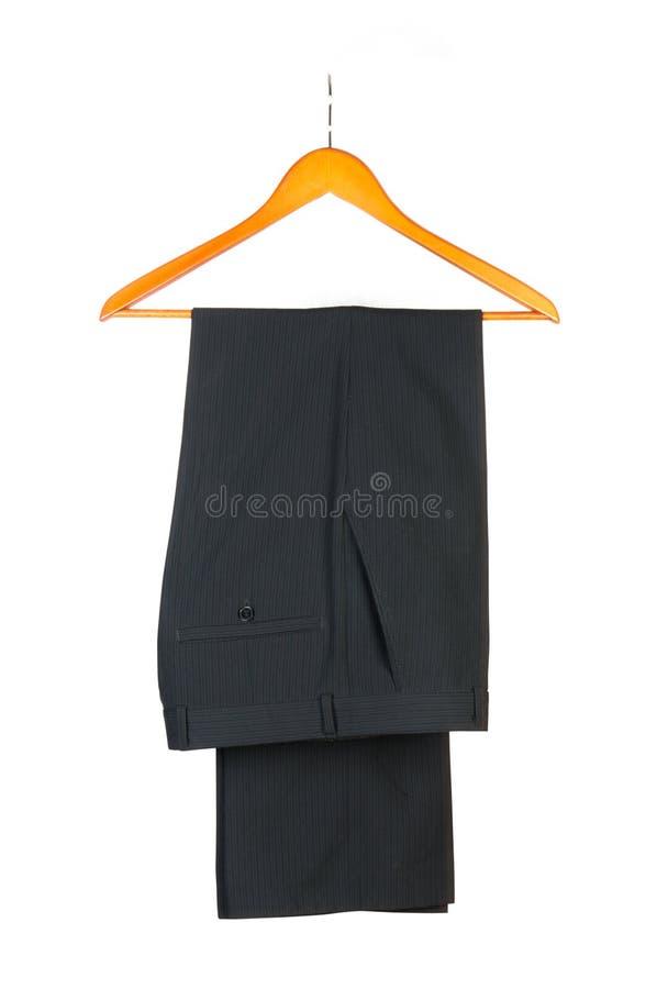 wieszaków spodnia zdjęcia royalty free
