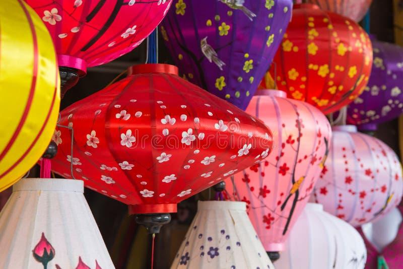 Wietnam lampion zdjęcie royalty free