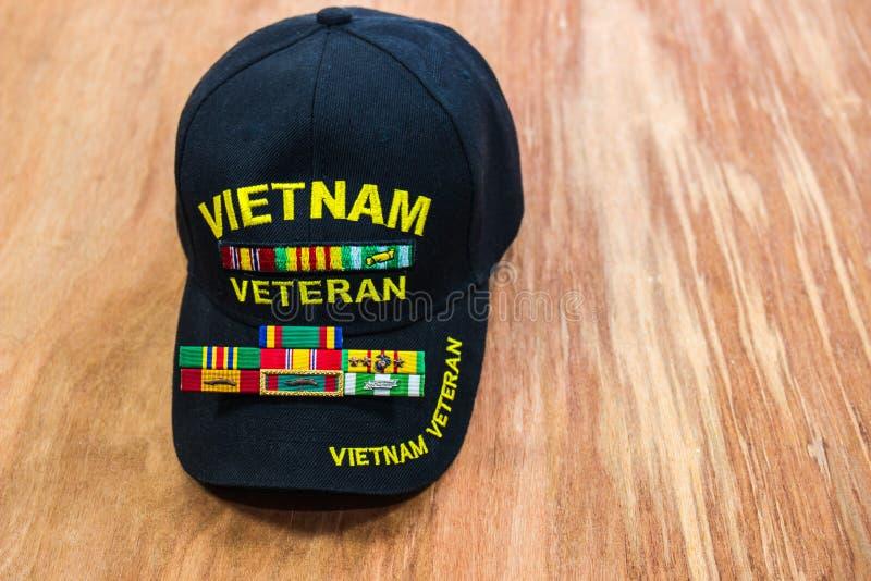 Wietnam weterynarza ` s Kapeluszowi & Usługowi faborki obrazy royalty free