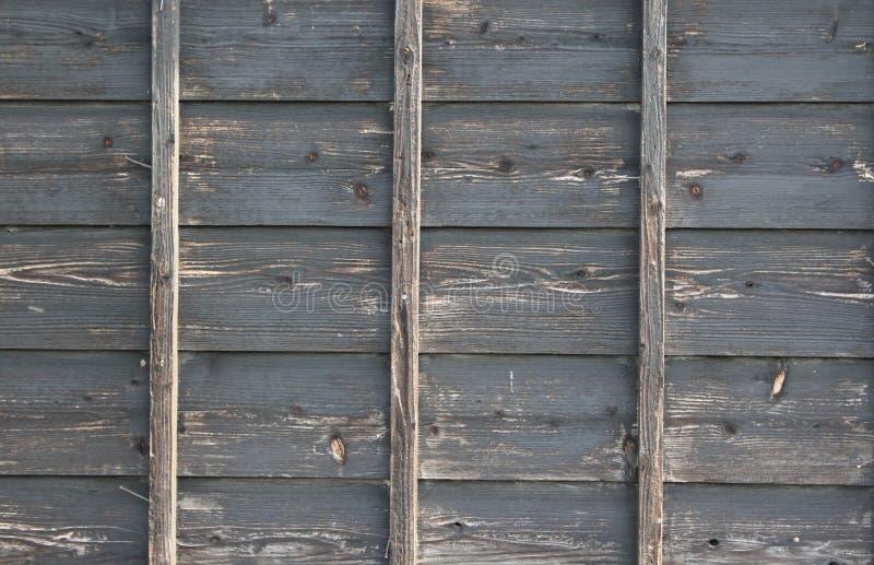 Wietrzejąca zewnętrzna ściana tradycyjny japończyka dom obrazy stock