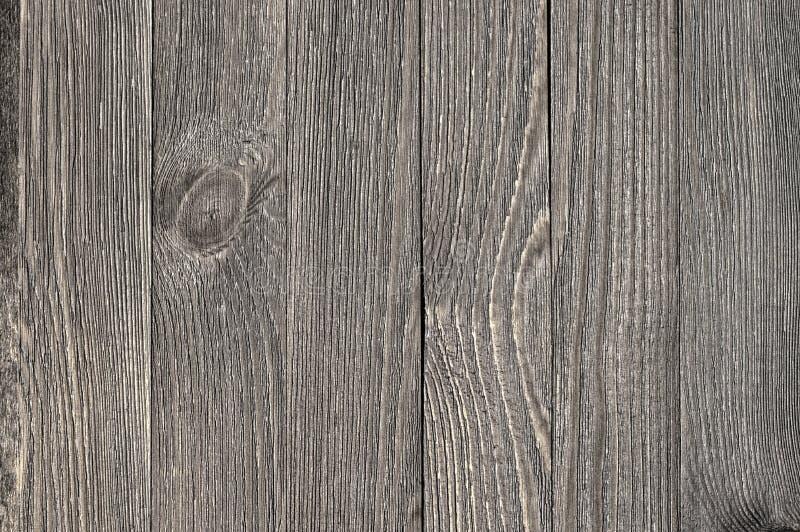 Wietrzejący drewniany tło fotografia stock