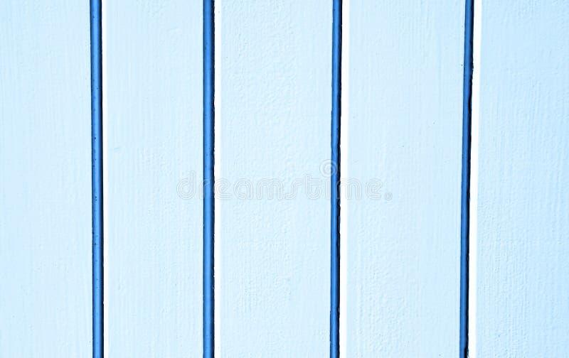 Wietrzejący naturalny błękitny drewno wzór zdjęcia royalty free