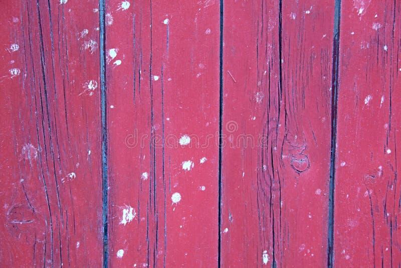 Wietrzejący naturalny zmrok menchii drewna wzór obrazy stock