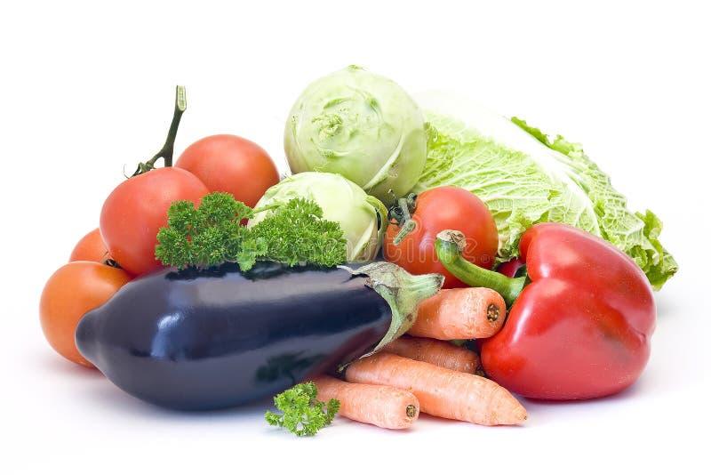 Download świezi warzywa obraz stock. Obraz złożonej z zdrowy, liść - 13327753