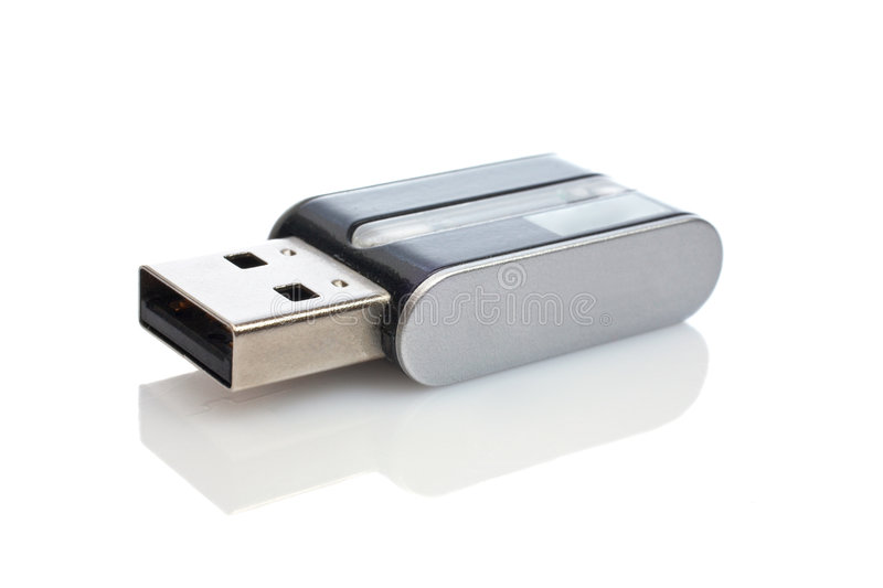 Wifi d'USB images stock