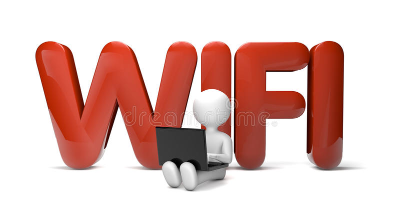 Download Wifi Icon Stock Photos - Image: 28546883