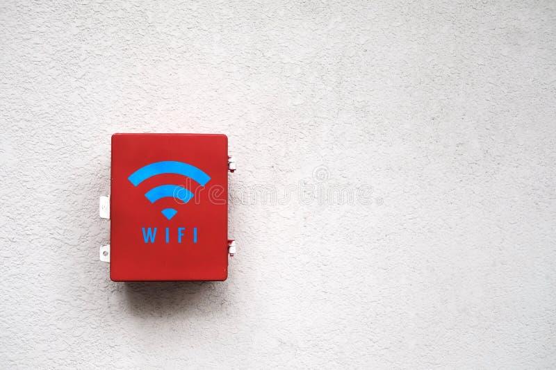 Wifi foto de archivo