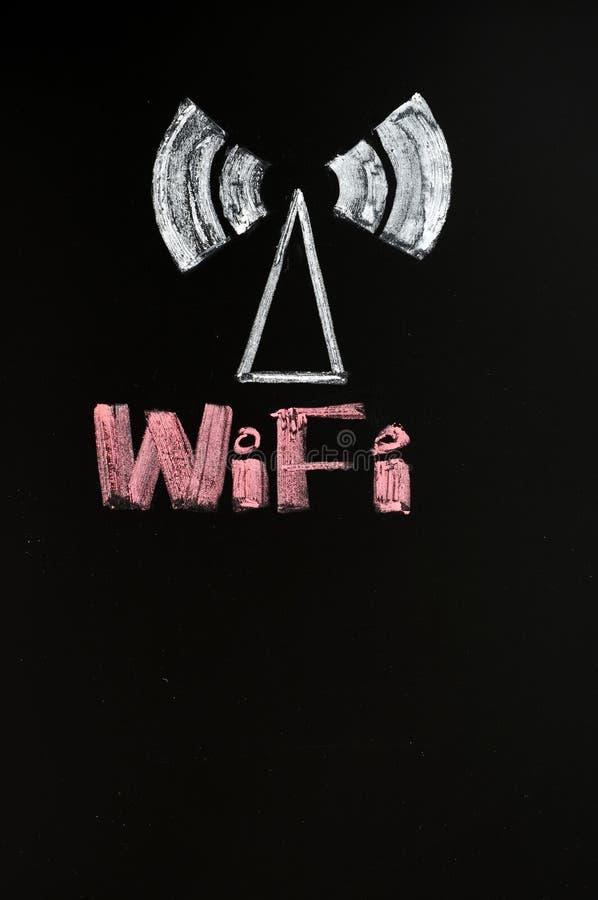 Wifi signal sign