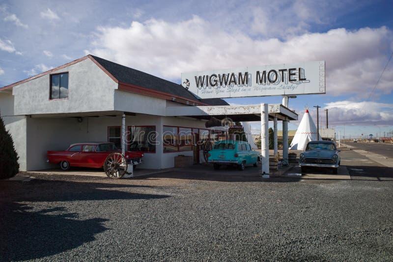 Wigwam royalty free stock photo