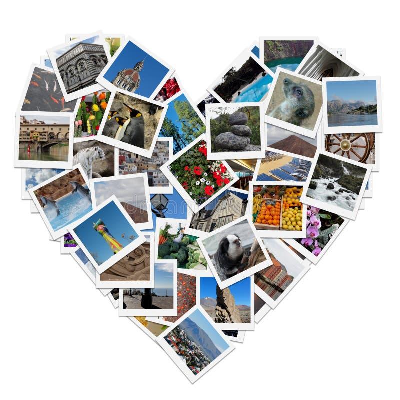 Wij houden van Fotografie vector illustratie