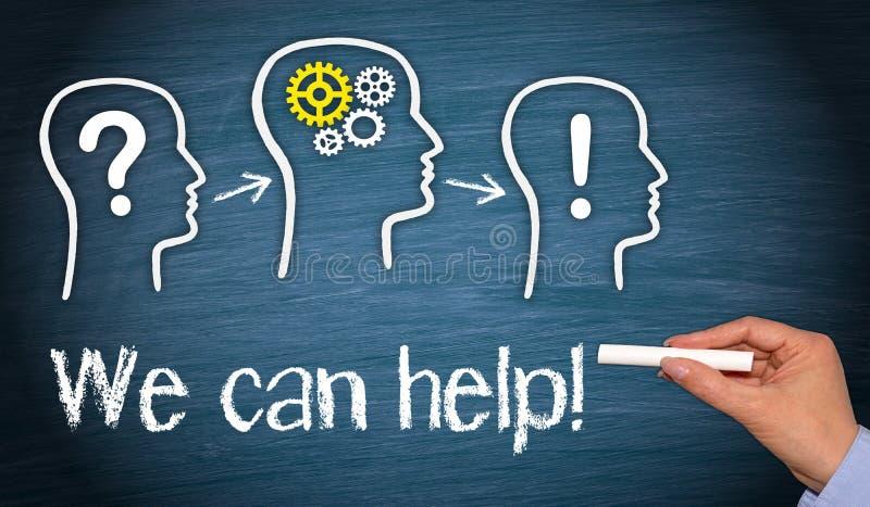 Wij kunnen helpen