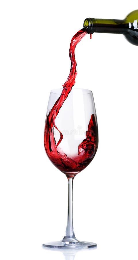 Wijn royalty-vrije stock afbeelding