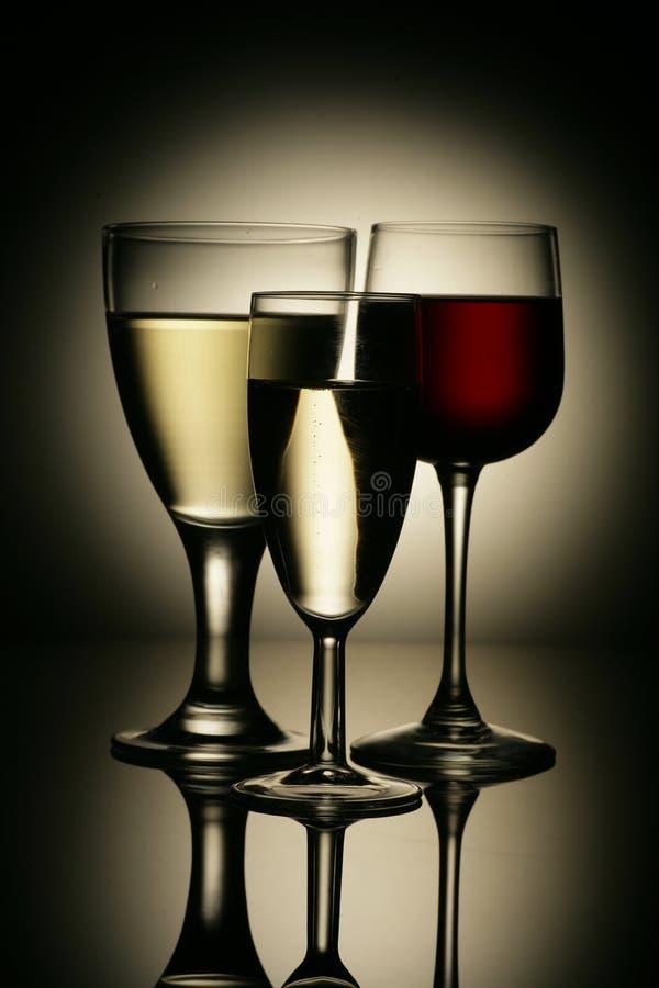 Download Wijn stock foto. Afbeelding bestaande uit lijst, cocktail - 291678