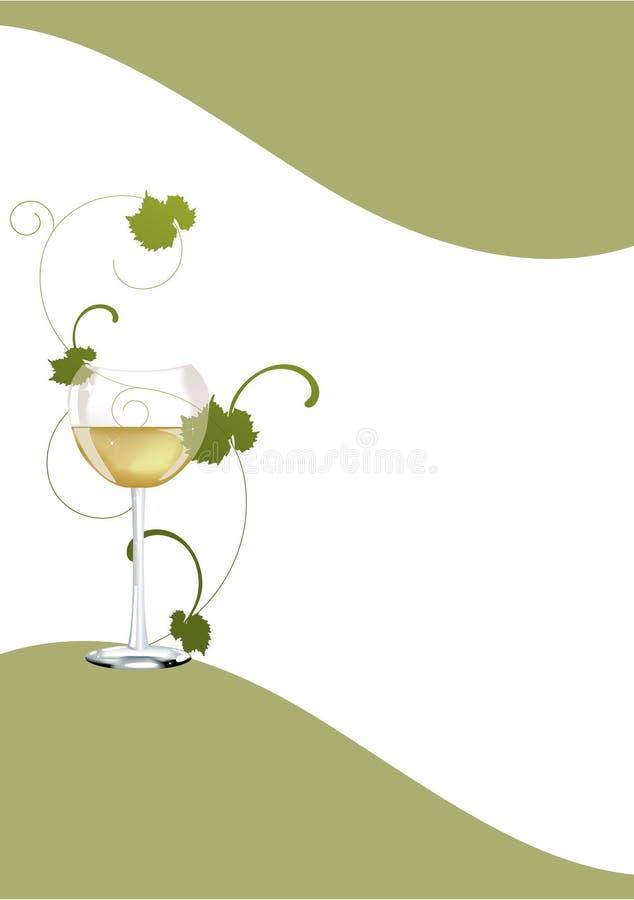 Wijn vector illustratie