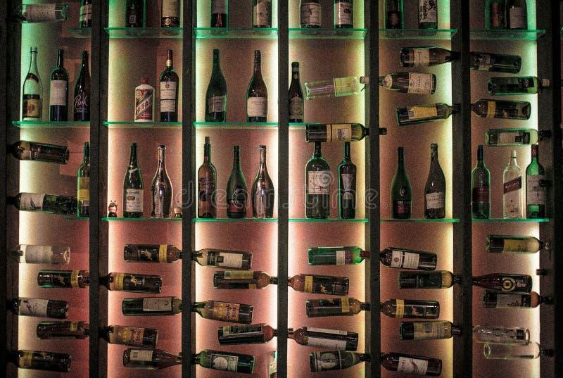wijnen royalty-vrije stock afbeelding