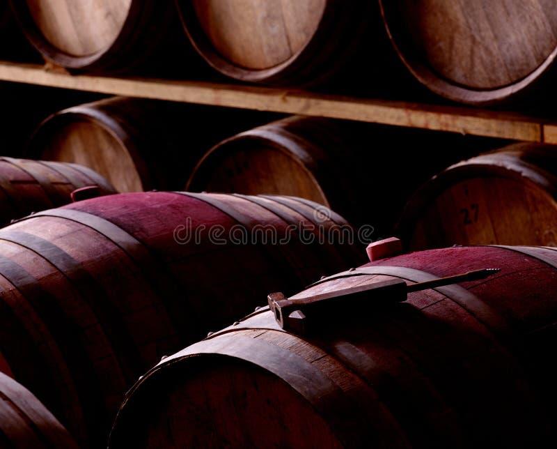 Wijnmakerij stock afbeeldingen