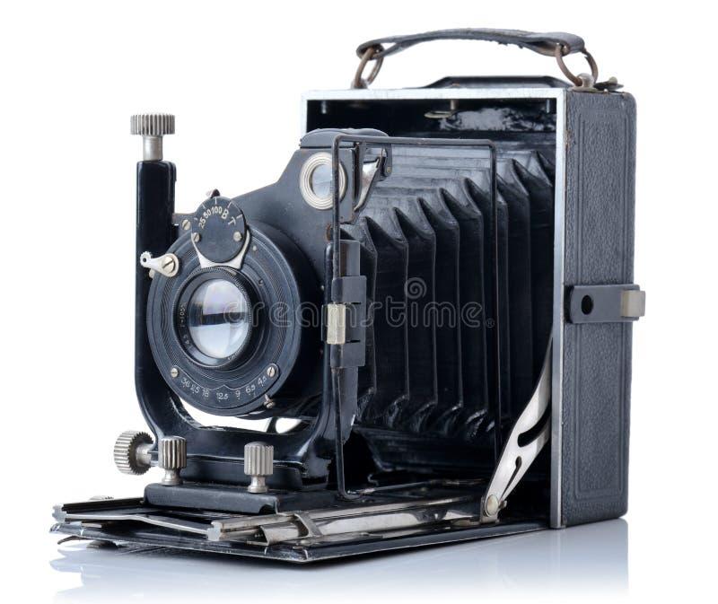 Wijnoogst 35mm Camera SLR royalty-vrije stock foto