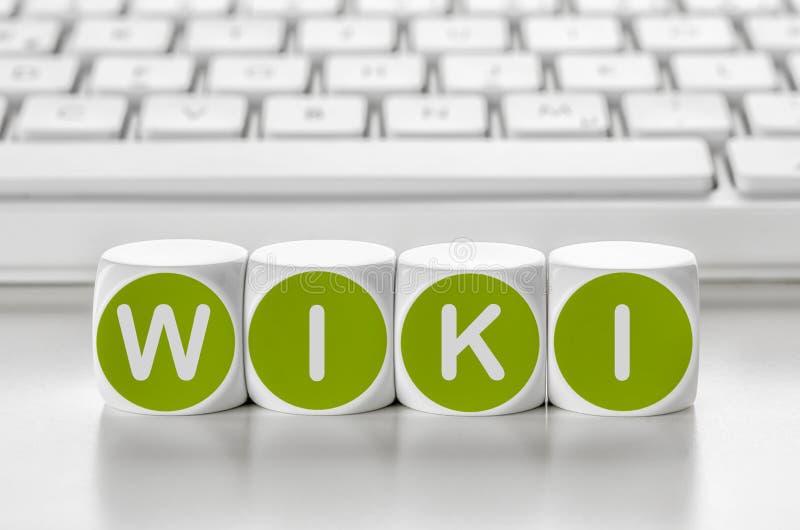Wiki arkivbild