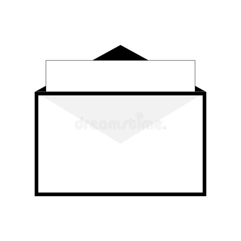 Wikkel vlakke pictogramvector vector illustratie