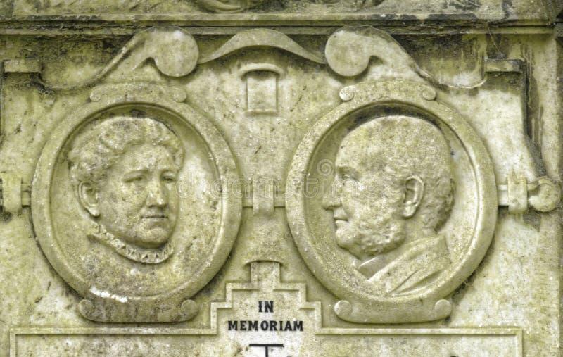 Wiktoriańscy doniosli kamienie, London fotografia royalty free