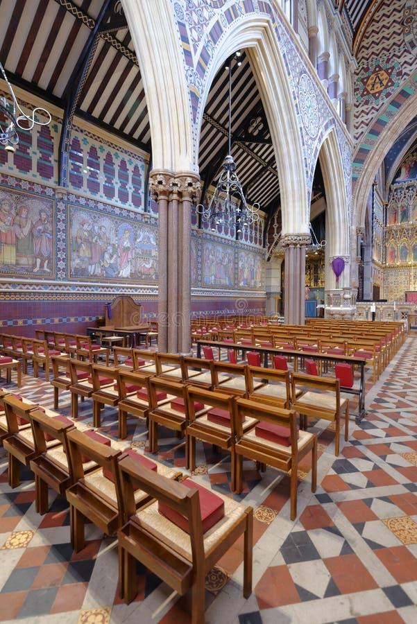 Wiktoriański wnętrze zdjęcie royalty free
