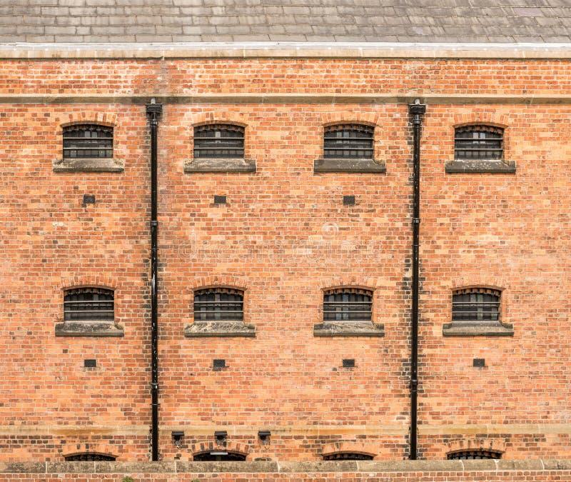 Download Wiktoriański (xix Wiek) Więzienie Przy Lincoln Kasztelem Zdjęcie Stock - Obraz złożonej z ochrona, normandczyk: 57669378
