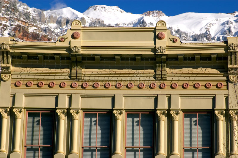 wiktoriańskie budynku. zdjęcie royalty free