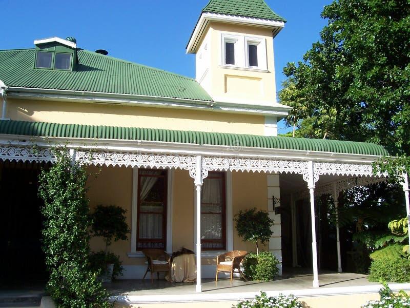 wiktoriańskie wymarzony dom zdjęcia royalty free
